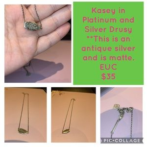 Kendra Scott Kasey arrow necklace